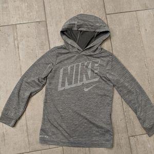 Longsleeve hooded DRI-FIT shirt